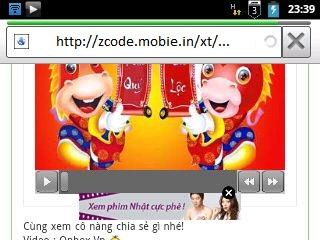 Share bbcode Video cho TWIG Xtgem